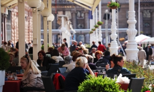 Zagreb seeing a boom in tourism with 1.3 million guests in 2017