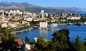 37,000 passengers travel through Split this weekend as season warms up