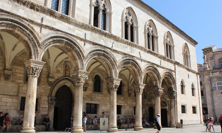 Rector's Palace in Dubrovnik