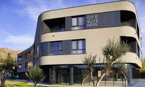 One Suite Hotel picks up international award