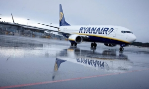 Free flights with Ryanair