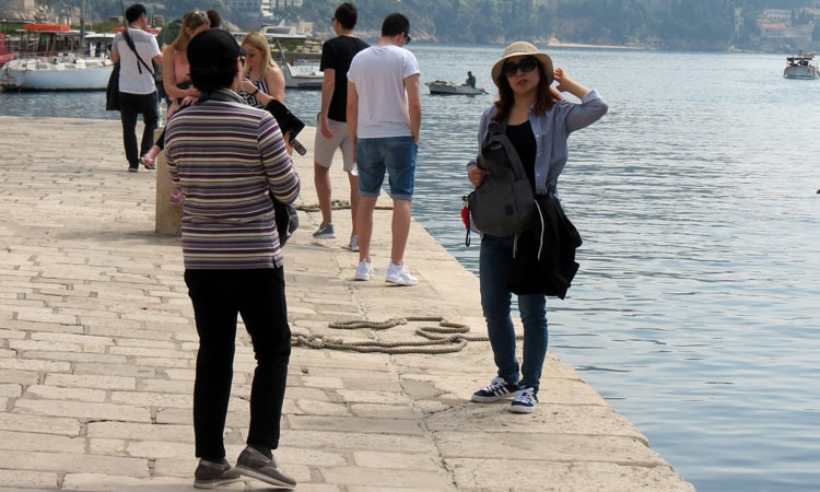More Chinese tourists than ever before