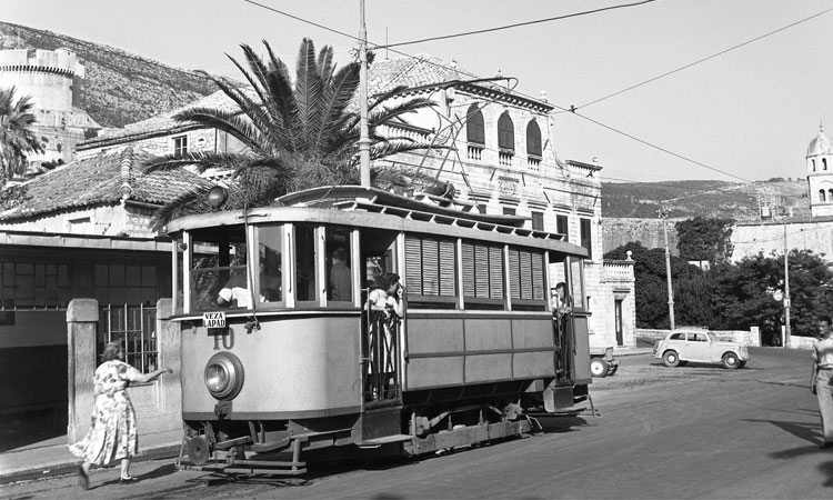 On this day in 1970 Dubrovnik tram crashed and brought the end of an era