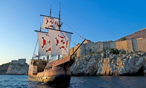 From the Dubrovnik Archives – the Argosy ship