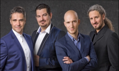 Four tenors to entertain Dubrovnik audience