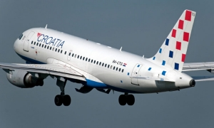 Croatia Airlines signs contract with Chinese agent