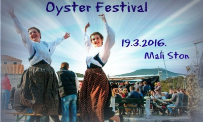Festival of Oysters in Ston 2016