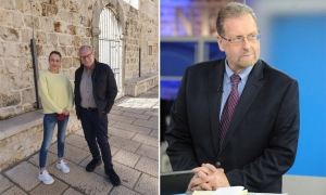 """Peter Greenberg shoots """"The Travel Detective"""" in the south of Croatia"""