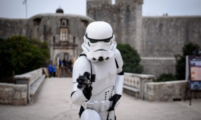Star Wars nine to be filmed in Dubrovnik?