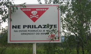Almost a quarter of a century after Homeland War Croatia is still fighting land mines