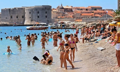 Summer to finally arrive in Dubrovnik this Thursday