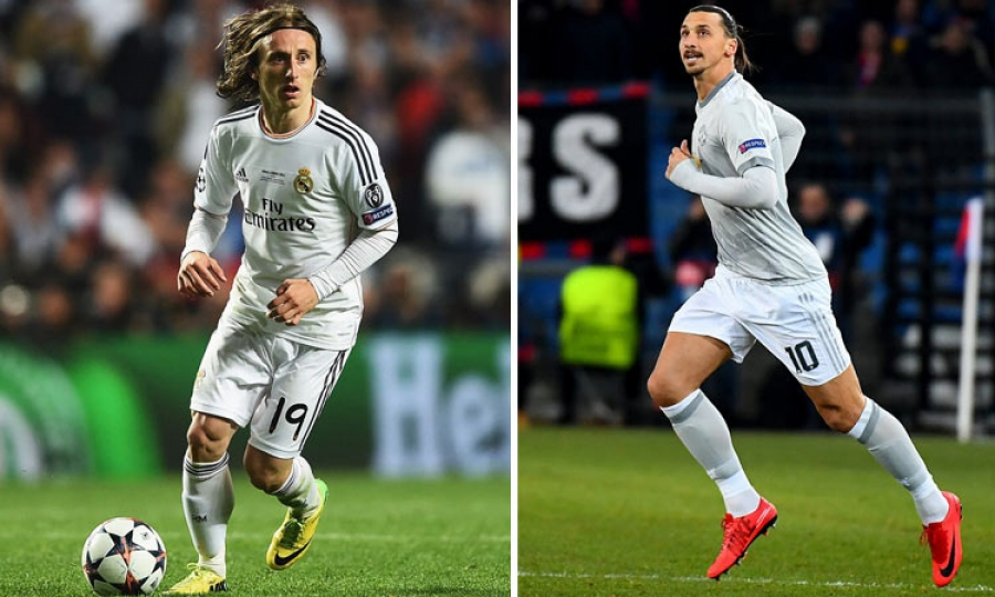 Luka Modric To Join Ibrahimovic In La Galaxy The Dubrovnik Times