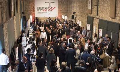 Raise your glasses to the sixth FestiWine Dubrovnik wine festival