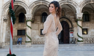 VIDEO - Miss Croatia in the finals of Miss World talent competition
