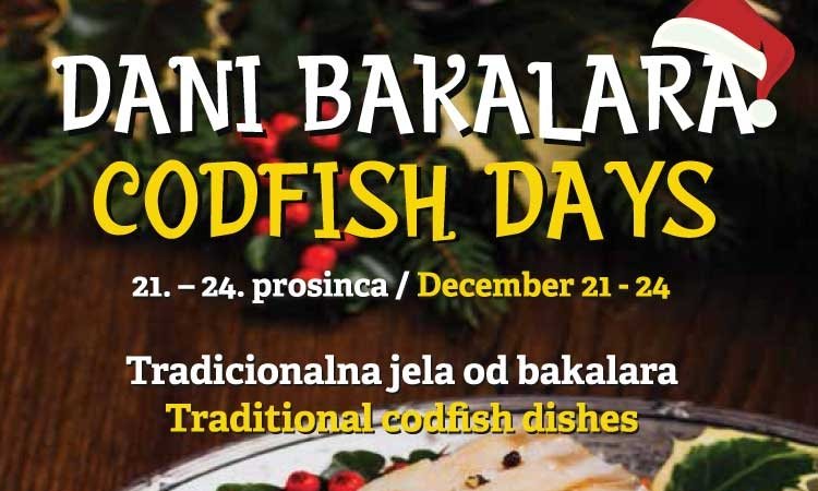 Codfish Days Dubrovnik 2017