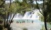 Croatian national park bans swimming to save natural beauty