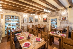 Bistro Tavulin – fine food in the very heart of the Old City of Dubrovnik