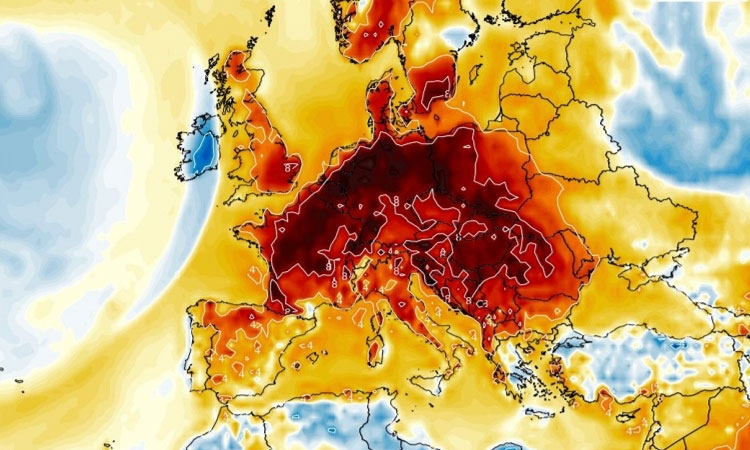 Heat wave coming back to Croatia - is September the new August?