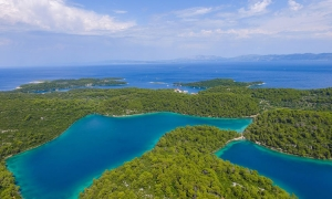 Mljet National Park celebrating 60th birthday with promotional entrance tickets