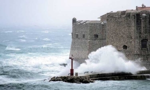 Storms and rain again forecast for Dubrovnik as bad weather returns