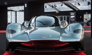 Croatian company partners with Aston Martin to produce battery for new hyper car