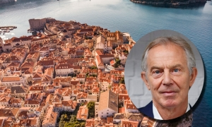 Tony Blair – I really didn't know that Dubrovnik was so beautiful