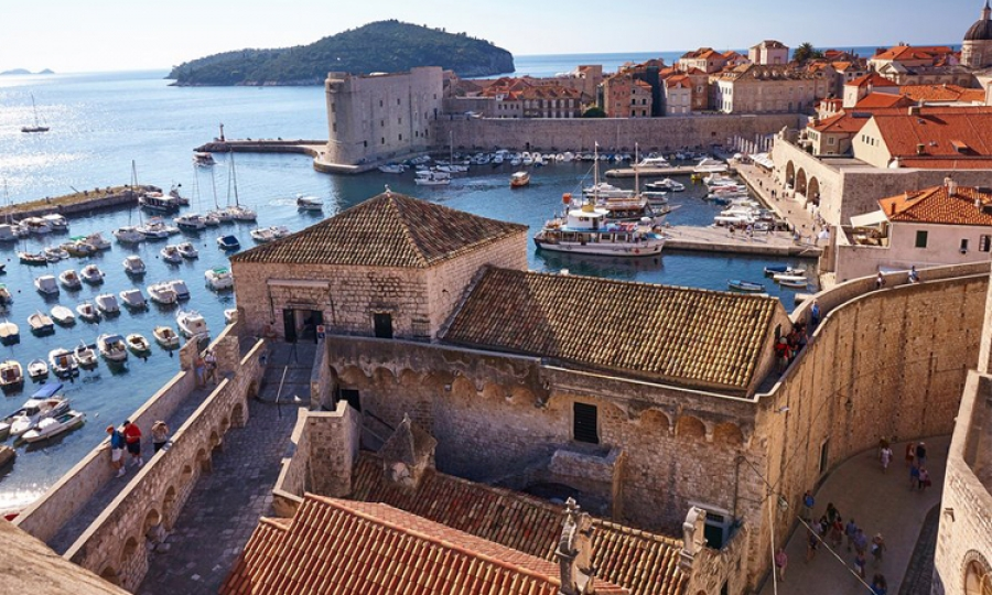 50 Most Beautiful Cities In The World Dubrovnik The