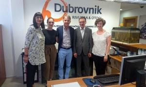 Minister of Tourism visits Dubrovnik