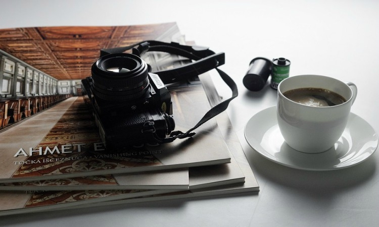 Combine coffee and art in MOMA Dubrovnik