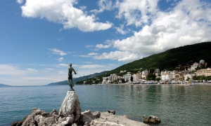 Opatija – the Croatian Monte Carlo