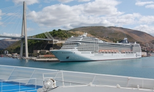 MSC announce more cruise arrivals in Dubrovnik this summer
