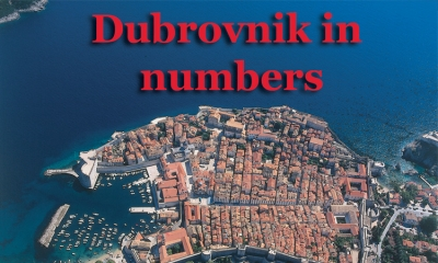 Dubrovnik in numbers - part one