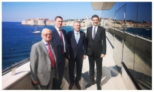 Dubrovnik Mayor meets with Russian Minister Dmitry Patrushev