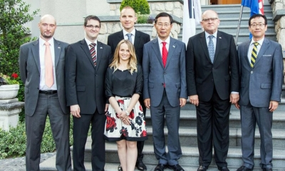 Croatian-Korean business club celebrates second anniversary