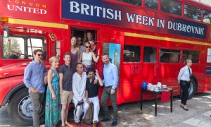 Win with the British Week in Dubrovnik