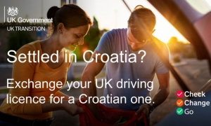 Time to change your UK driving licence for a Croatian one as Brexit looms