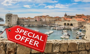 Great promotional offers in Dubrovnik in post-corona