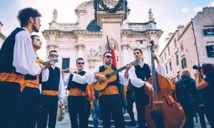 Dubrovnik is alive with music at Christmas