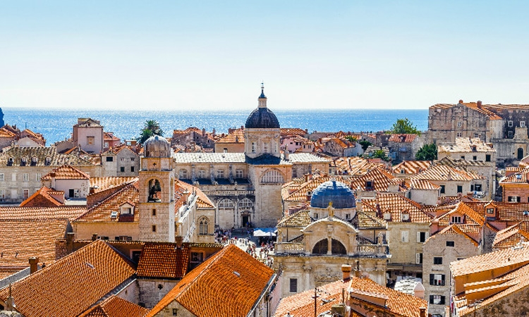 Dubrovnik the destination for March 2016