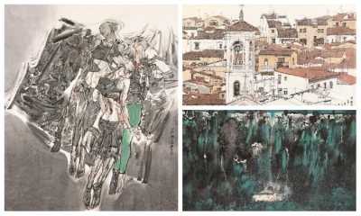 Enthusiasm for Ink Wash Painting exhibition to opet at MOMAD