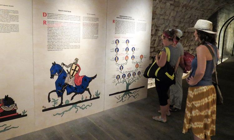Exhibition - Legends of Lokrum
