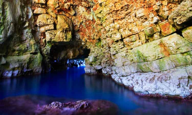 MLJET Discover myths and secrets of the Odysseus cave