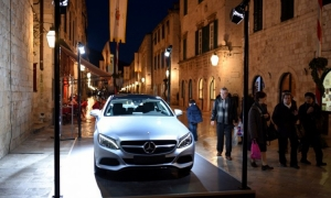 Dubrovnik proving a draw for the world's car industry