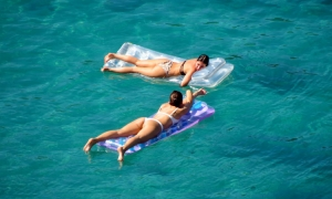 Get the sun cream back out another mini heat wave on the way for Dubrovnik