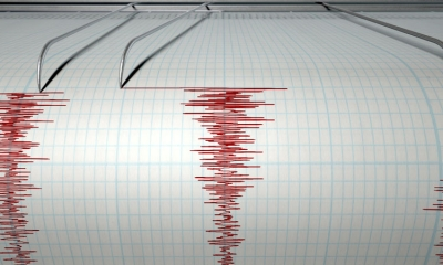 Series of five earthquakes rolls through central Croatia