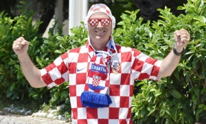 VIDEO – GO CROATIA! – Support for the Croatian team from all over the world