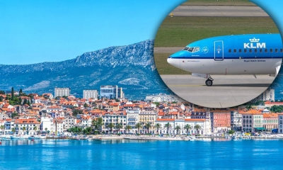 KLM to connect Croatia with Amsterdam