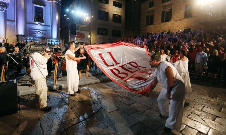 Closing ceremony of 68th Dubrovnik Summer Festival