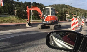 Chaos in Zupa as road works cause massive traffic jams