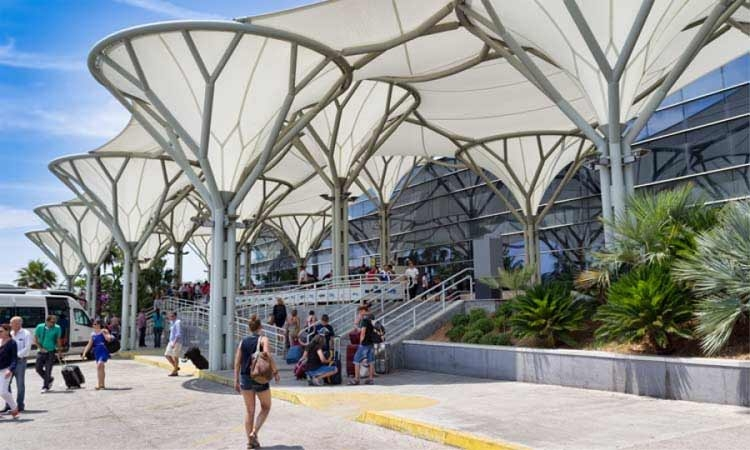 Split airport - the second busiest in Croatia